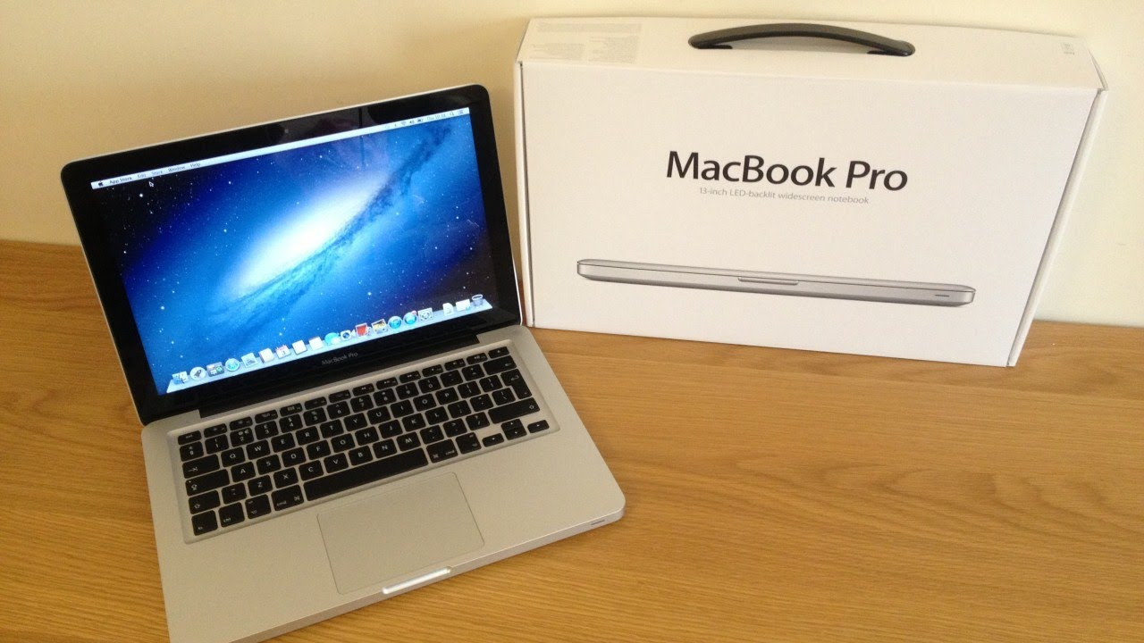 Apple MacBook Pro 13 2012